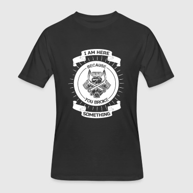 Mechanic - Mechanic - Men's 50/50 T-Shirt