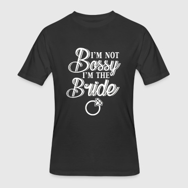 Xxx Bachelor Party Bachelorette party - I'm Not Bossy I'm The Bride - Men's 50/50 T-Shirt