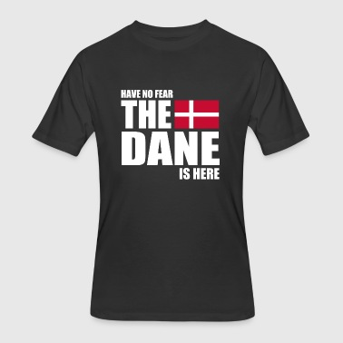 Strudel Danish - Danish - Have No Fear The Dane Is Here - Men's 50/50 T-Shirt