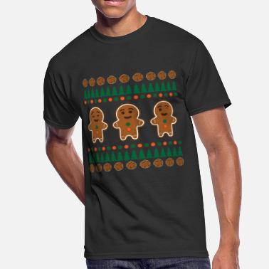 Shop Christmas Cookies T Shirts Online Spreadshirt