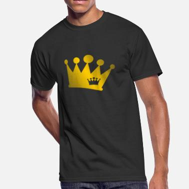 Aristocracy Double Crown gold - Men's 50/50 T-Shirt