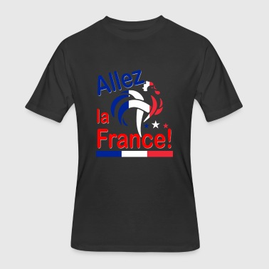 Allez la france T-Shirt - Men's 50/50 T-Shirt