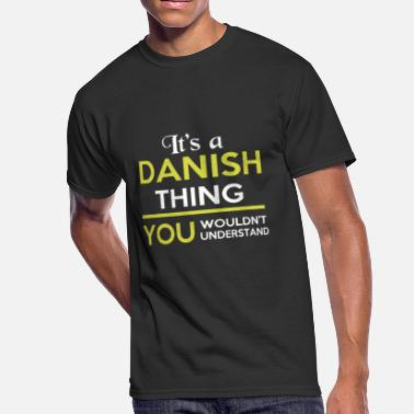 Danish American Danish - Danish - It's A Danish Thing - Men's 50/50 T-Shirt