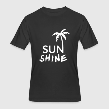 SUNSHINE - Men's 50/50 T-Shirt