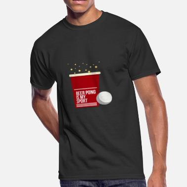 Drinking Games Drinking game drinking beer - Men's 50/50 T-Shirt