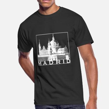 Spanish Madrid Madrid - Men's 50/50 T-Shirt