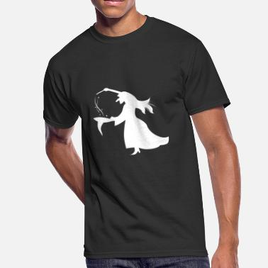 Perform Magic witch performing magic white - Men's 50/50 T-Shirt