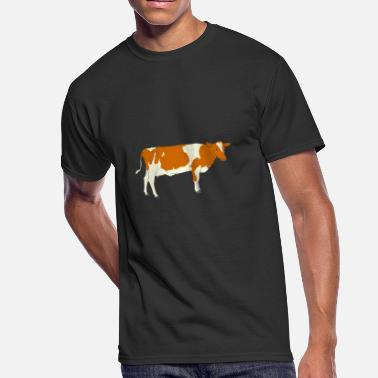 Cow Gift Cow - Men's 50/50 T-Shirt