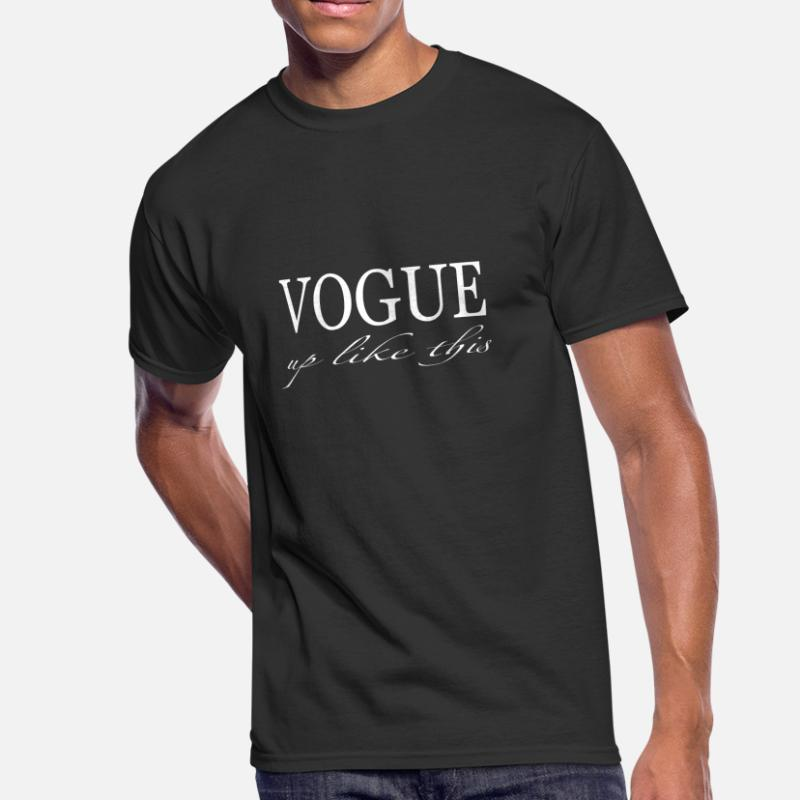 molto carino bbe3c d3ef5 Shop Vogue T-Shirts online | Spreadshirt