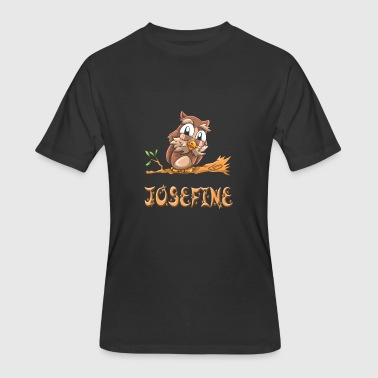 Josefine Owl - Men's 50/50 T-Shirt