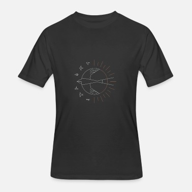 Swallow The Sun Swallow The Sun T-Shirt - Men's 50/50 T-Shirt