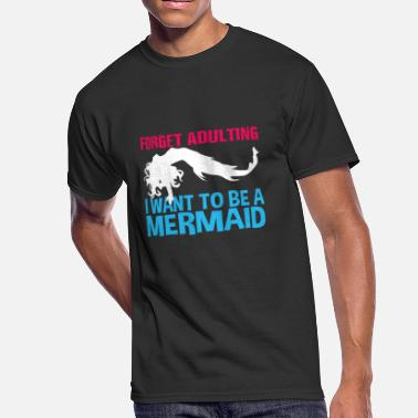 45dee60be Shop Funny Mermaid T-Shirts online | Spreadshirt