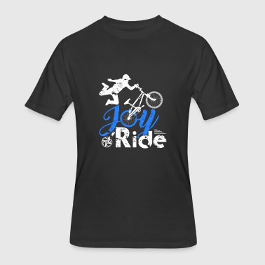 Bicycle Bmx Jump Joyride Bicycle BMX Jump Gift Athlete - Men's 50/50 T-Shirt