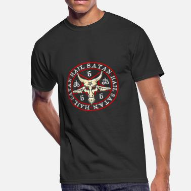 Death Satan satanic - Men's 50/50 T-Shirt
