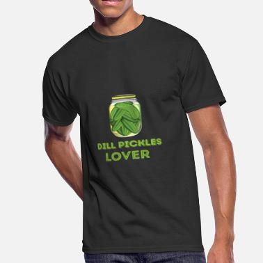 Dill Pickle Dill Pickles Lover - Men's 50/50 T-Shirt