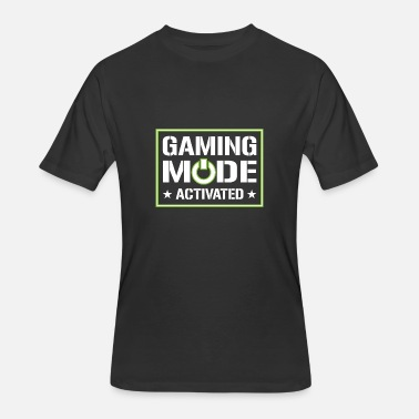 Gaming Mode Activated Gaming mode activated - Men's 50/50 T-Shirt