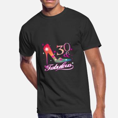 30s Birthday Gift Fabulous 30