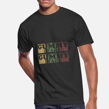 Gummy Gummy Bears - Men's 50/50 T-Shirt
