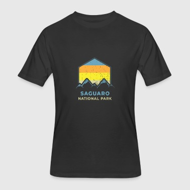 Saguaro Saguaro National Park Shirt - Men's 50/50 T-Shirt