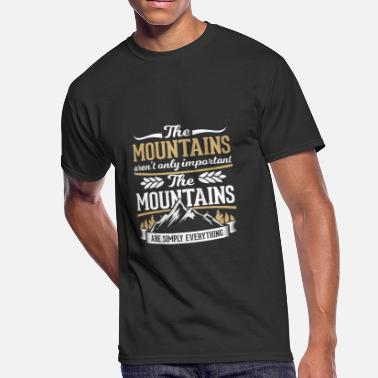 Downhill Mountain bike shirt - Bike - Downhill - - Men's 50/50 T-Shirt