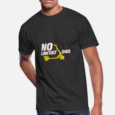 Camo Logo T-shirt Scooter T-shirts