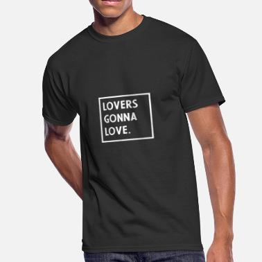 Harmony Lovers Gonna Love gift for Lovers - Men's 50/50 T-Shirt