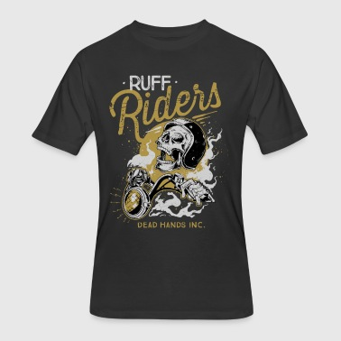 Dead Rider Ruff riders - Men's 50/50 T-Shirt