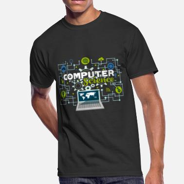 Computer Science Teacher Computer Science T Shirt - Men's 50/50 T-Shirt