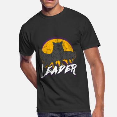 Pack Animals Wolves Pack Leader Wolf Animal - Men's 50/50 T-Shirt