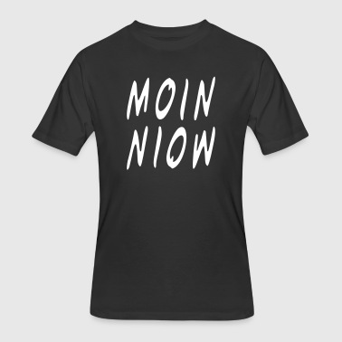 Moin MOIN MOIN - Men's 50/50 T-Shirt