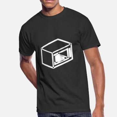 Microwave Microwave - Men's 50/50 T-Shirt