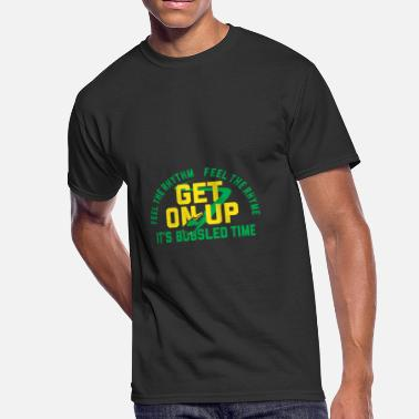 Bobsled Jamaican Bobsled Team - Men's 50/50 T-Shirt