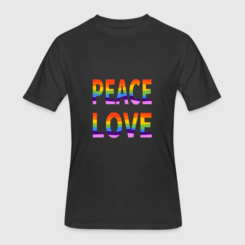 LGBT Gay Pride Parade - Men's 50/50 T-Shirt