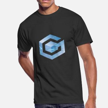Gamecube Vaporwave Gamecube - Men's 50/50 T-Shirt