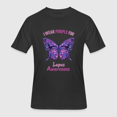 Lupus Awareness Lupus Warrior T-Shirt - Men's 50/50 T-Shirt