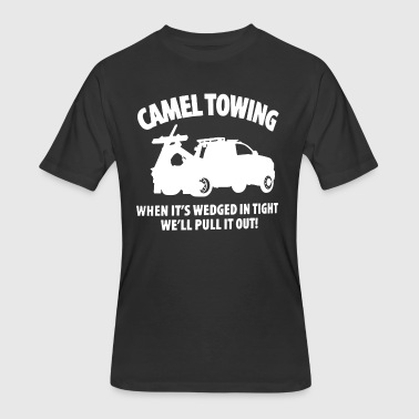 Camel Music Camel Towing - Men's 50/50 T-Shirt