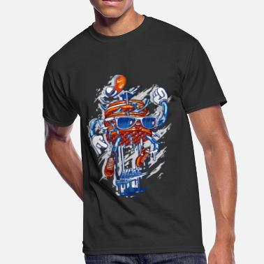 Jumps Jump - Men's 50/50 T-Shirt