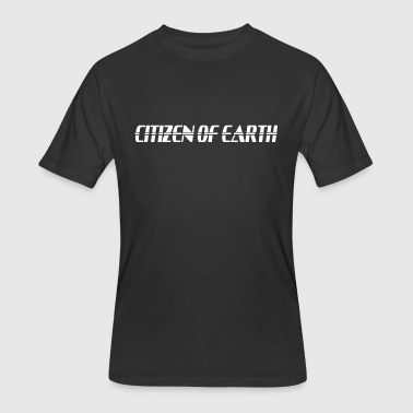 Star Citizen Citizen of Earth - Men's 50/50 T-Shirt