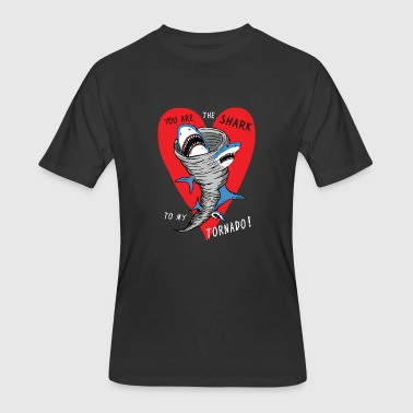 Funny Valentines Day T Shirt - Men's 50/50 T-Shirt