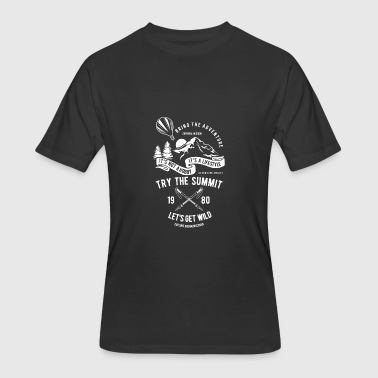 Summit Adventure - Men's 50/50 T-Shirt