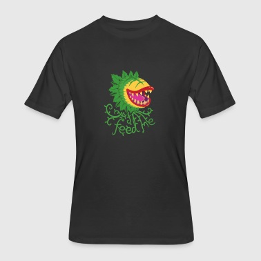 Feed Me - Men's 50/50 T-Shirt