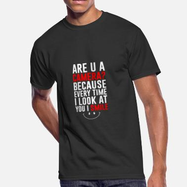 Love Camera camera - Men's 50/50 T-Shirt