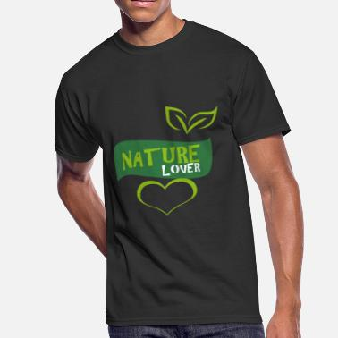 Nature Lover nature lover - Men's 50/50 T-Shirt