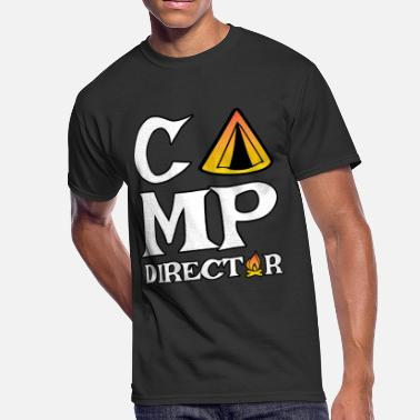 Camp Director Funny Funny Camp Director Gift for Camp Directors | - Men's 50/50 T-Shirt