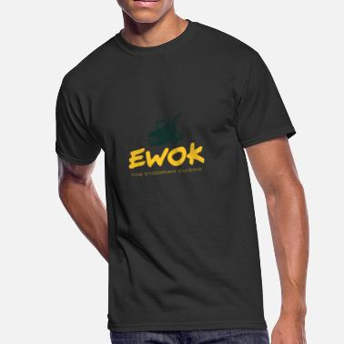 Ewoks Ewok - Men's 50/50 T-Shirt