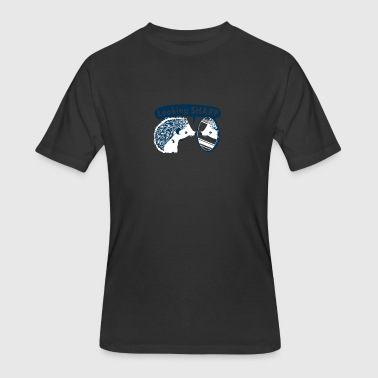 Looking Sharp - Men's 50/50 T-Shirt