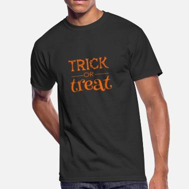 Trick Trick Or Treat - Men's 50/50 T-Shirt