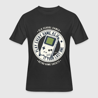 Last Gamer Last Game - Men's 50/50 T-Shirt
