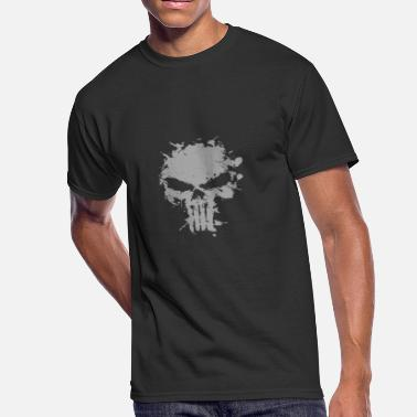 Punisher Skull The Punisher Skull - Men's 50/50 T-Shirt
