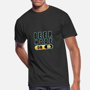 Mode Cool Cool beer Beer mode on - Men's 50/50 T-Shirt
